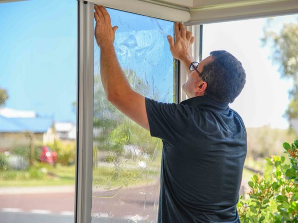We have chosen Australian-owned MEP Films for our home and workplace tinting